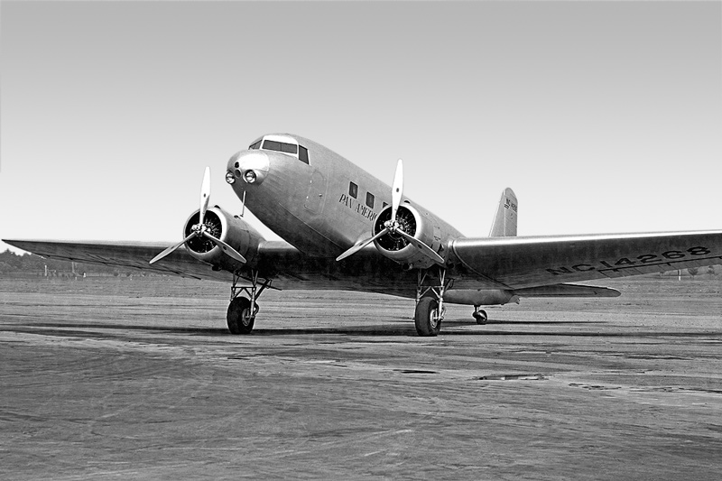 dc interiors douglas dc 3 restoration The Douglas DC-2
