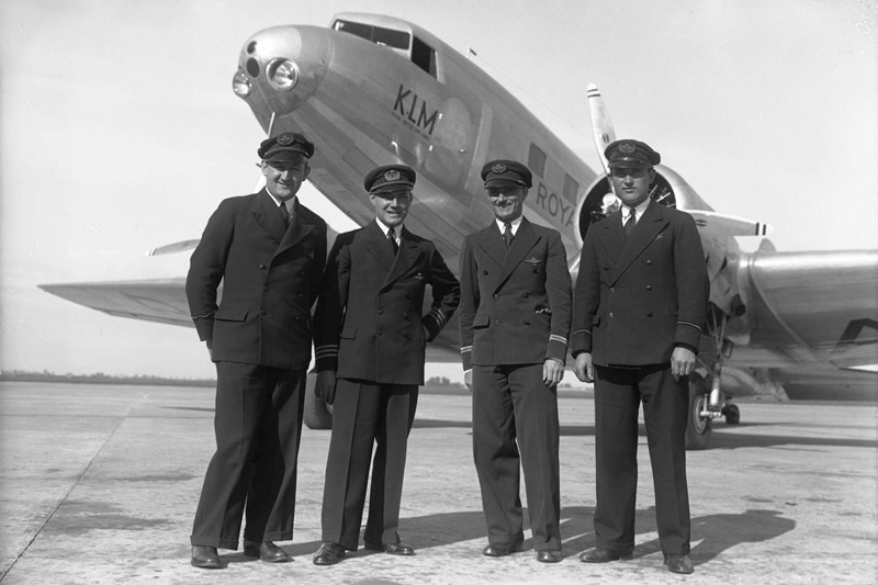 The KLM DC-2