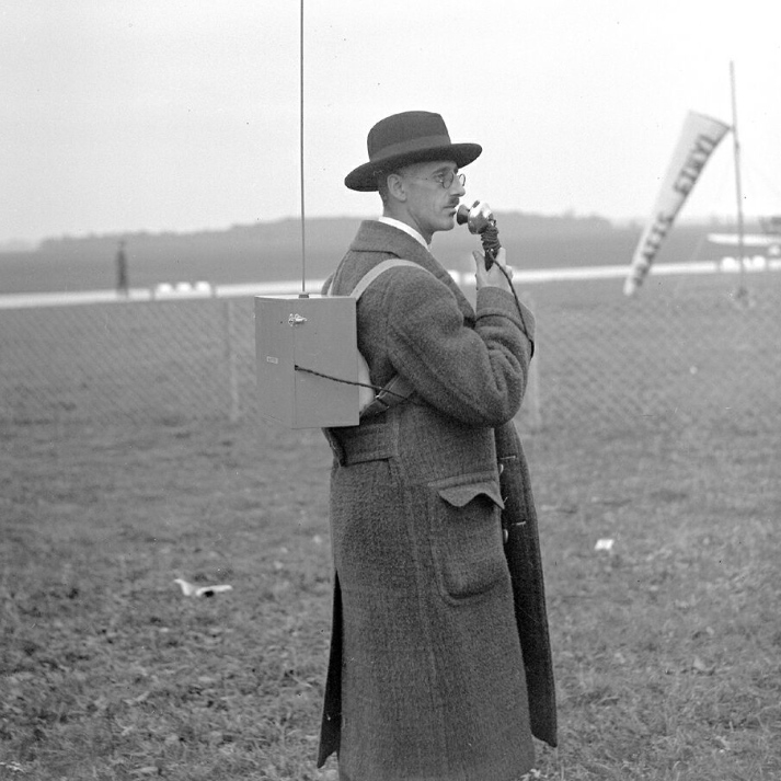 Radio Communication at Mildenhall